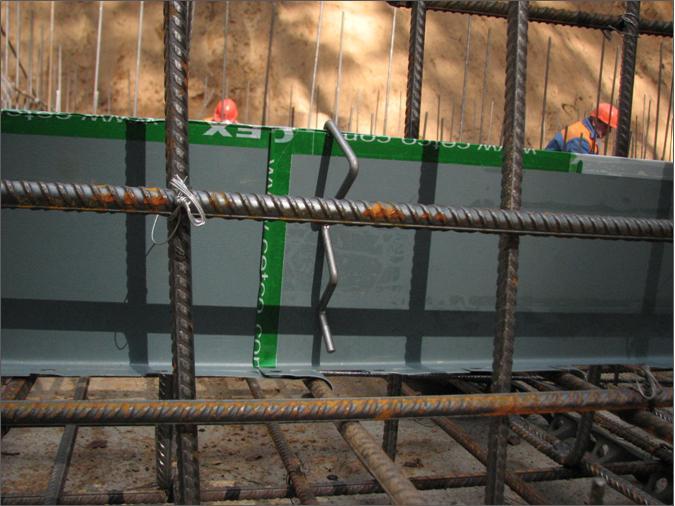 Cetflex ACF metalinė juosta